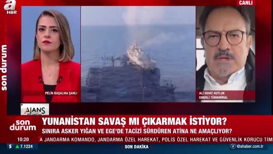 """Τουρκικά ΜΜΕ: """"Η Ελλάδα θέλει πόλεμο;"""""""