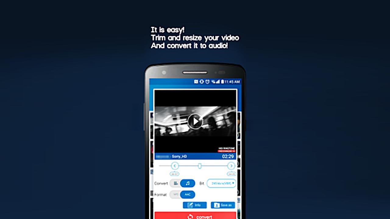 Fundevs – MP3 Video Converter