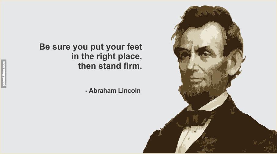 Biografi Abraham Lincoln - Penguasa Fenomenal Amerika Serikat