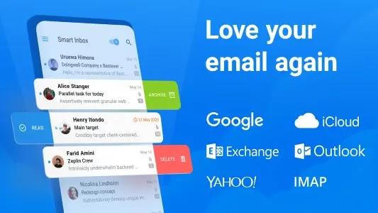 Spark Mail - Aplikasi email kantor di Android