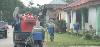 Memutus Laju Penyebaran Covid-19, Bupati Taput Berupaya Keras Sinergikan Seluruh Kekuatan Hingga Desa