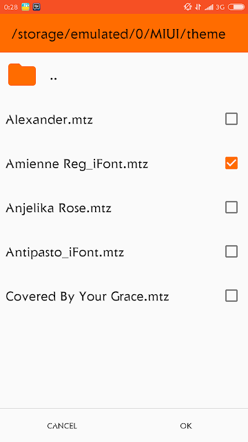menyerupai mengmengganti Launcher hingga kemudian mengmengganti  Cara gampang mengmengganti Font Xiaomi Redmi 5 (Rosy) Tanpa ROOT di MIUI 9