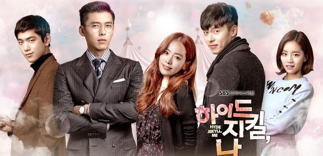 Drama Korea Hyde, Jekyll, Me Subtitle Indonesia
