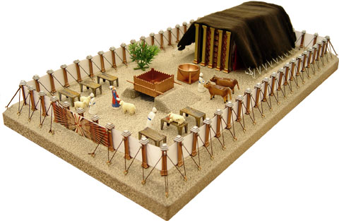 Koide9enisrael haftara vayakel comment le roi hiram for Building the tabernacle craft