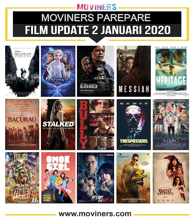 FILM UPDATE 2 JANUARI 2020