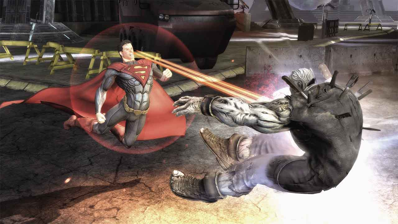 تحميل لعبة Injustice Gods Among Us