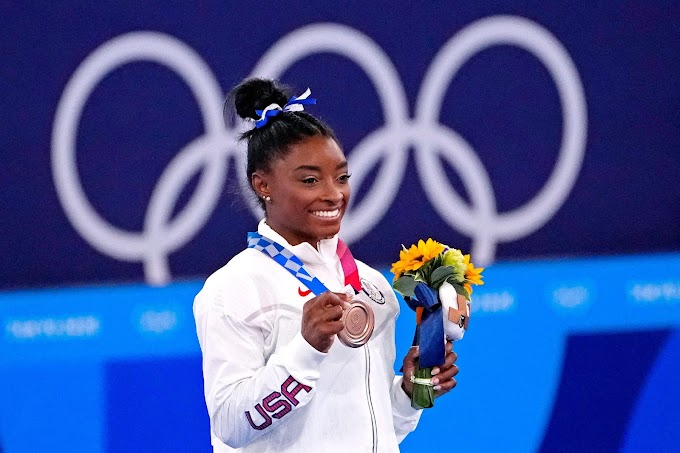 Tokyo Olympics: Simone Biles wins 7th Olympic medal as she returns to action