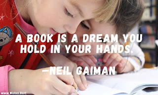 reading quote for children