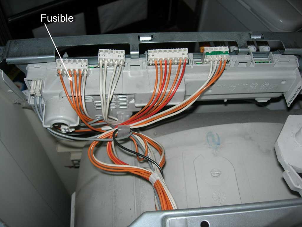 EWM1000 proteccion programador con fusible por fallo retardador
