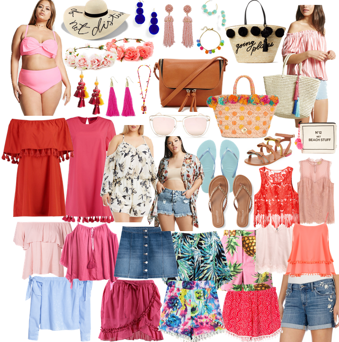 Summer Holiday Clothes & Accessories Wish List