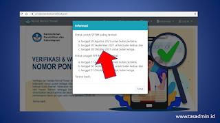 Web Resmi Bantuan Kuota Internet Kemendikbudristek
