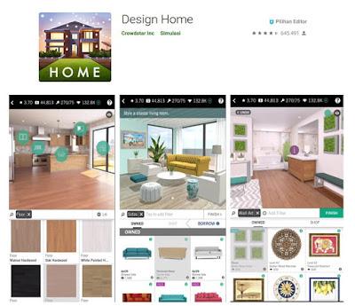 aplikasi desain rumah untuk pemula