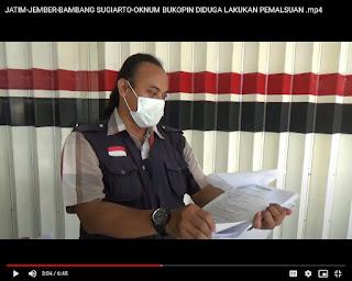 Penasehat Hukum Almarhum Suciwati Berharap Polisi Segera Bongkar Kasus Tindak Pidana Perbankan