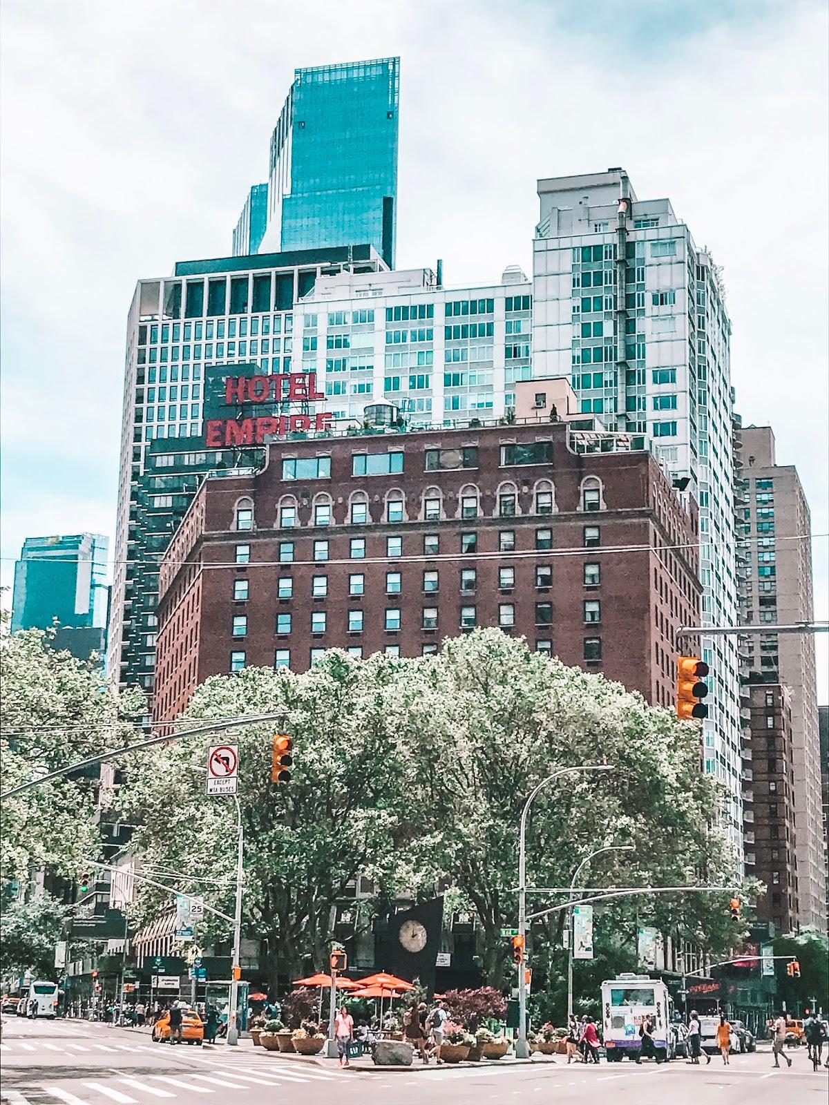 Juliana Grace Blog Space: NYC Trip Recap & Reccomendations