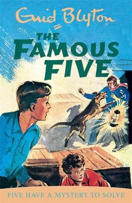 Famous Five: Five Have A Mystery To Solve : Book 20