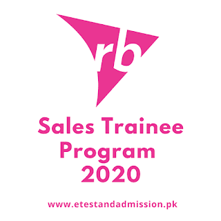 RB Sales Trainee Program 2020