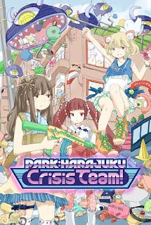 "El webcomic ""PARK Harakuku: Crisis Team!"" inspirará un anime original"