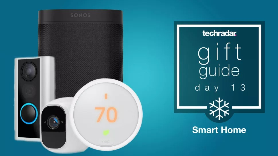 Top Christmas gifts to form your home smarter