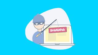 Cara Hack Akun Bukalapak dengan Phising
