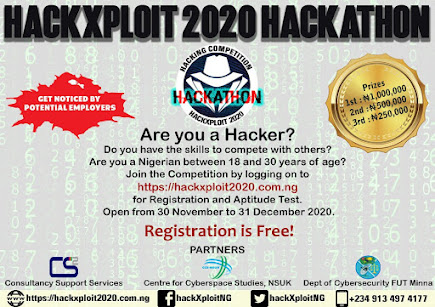 hackxploit hackathon