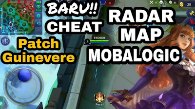 Download Script Hack Radar Map Patch Guinevere Di ML 2019