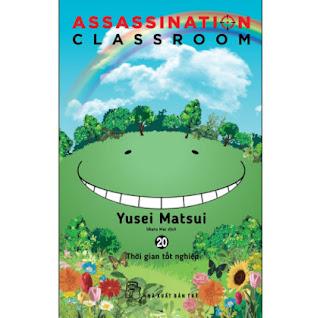 Assassination Classroom 20 - Thời Gian Tốt Nghiệp ebook PDF EPUB AWZ3 PRC MOBI