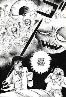 Reseña de El Hijo del Diablo, de Hideshi Hino - La Cúpula Manga