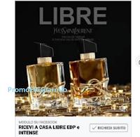 YSL Beauty : campione omaggio fragranza Libre Eau de Parfum! Ricevilo gratis!
