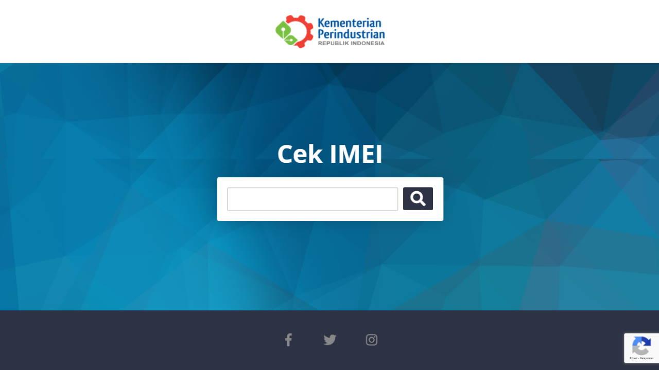 Cara Cek IMEI Kominfo dan Peraturannya