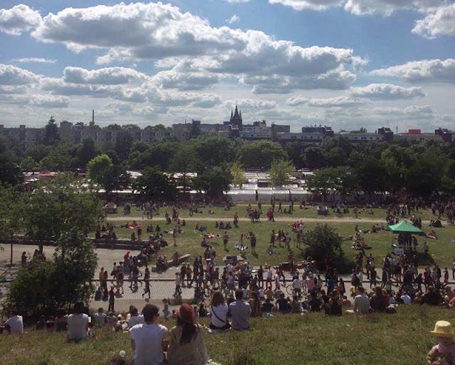 Mais informações sobre o Mauerpark em Berlim