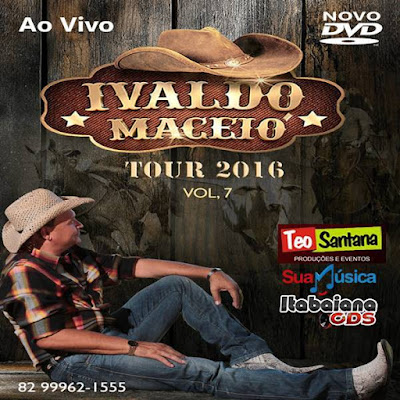 DVD Ivaldo Maceió - Promocional - 2016