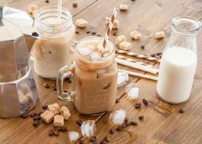 Skinny Iced Mocha Latte Recipe