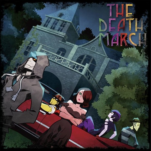 THE DEATH MARCH - THE DEATH MARCH rar