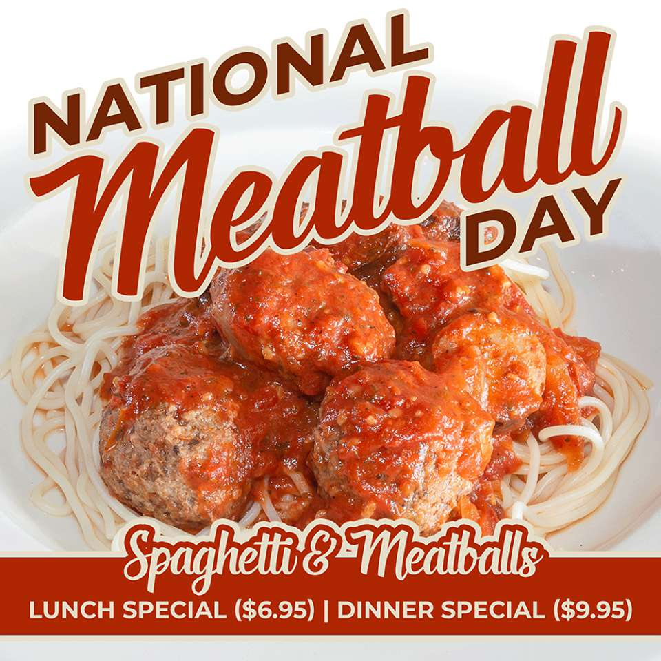 National Meatball Day Wishes Photos