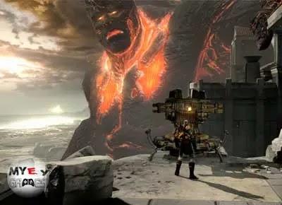 تحميل لعبة God of War 3 للكمبيوتر كاملة
