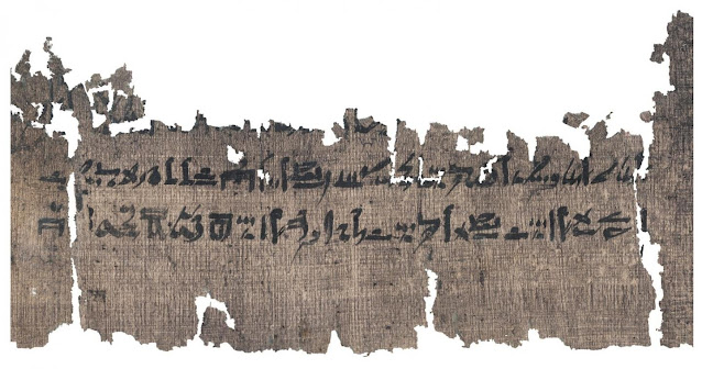 Ancient Egyptian manual reveals new details about mummification