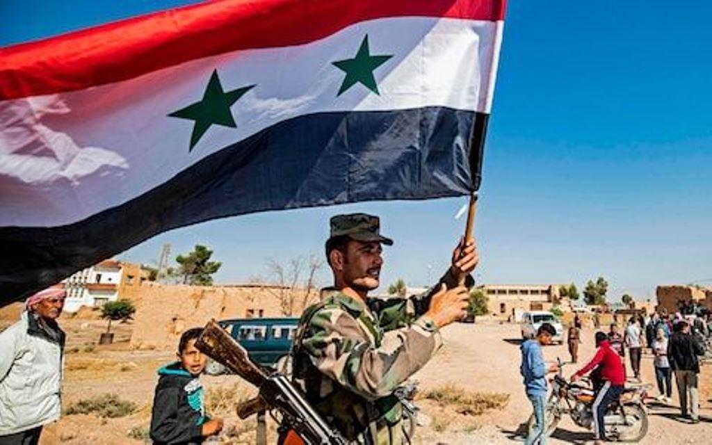 Сирия дает России и Ирану полный карт-бланш на Дейр-эз-Зор
