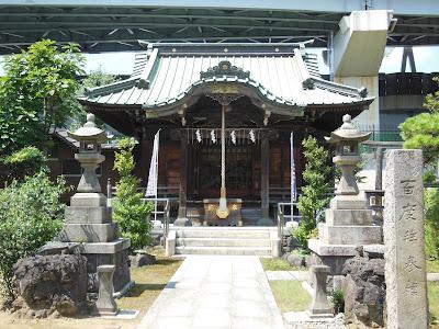 墨田川神社