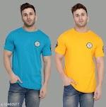 अर्बन  रेट्रो मेंस टी-शर्ट