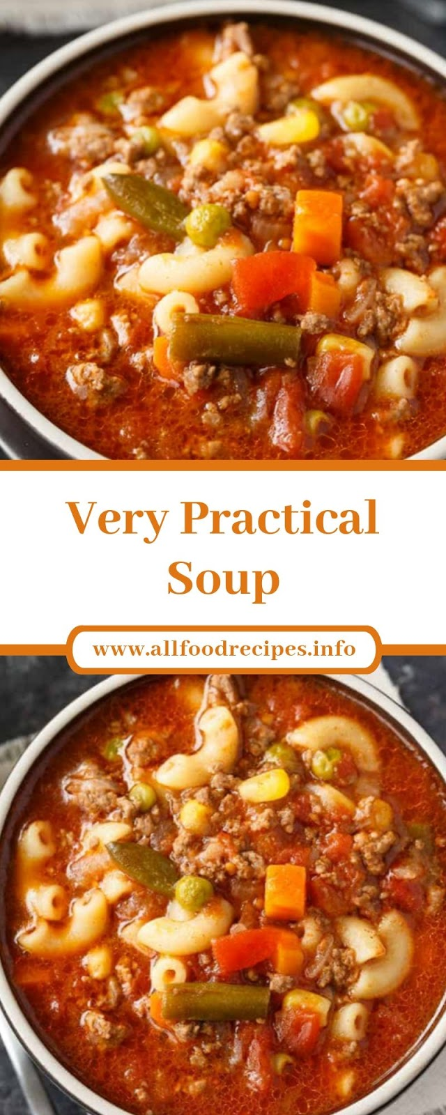 Very Practical Soup
