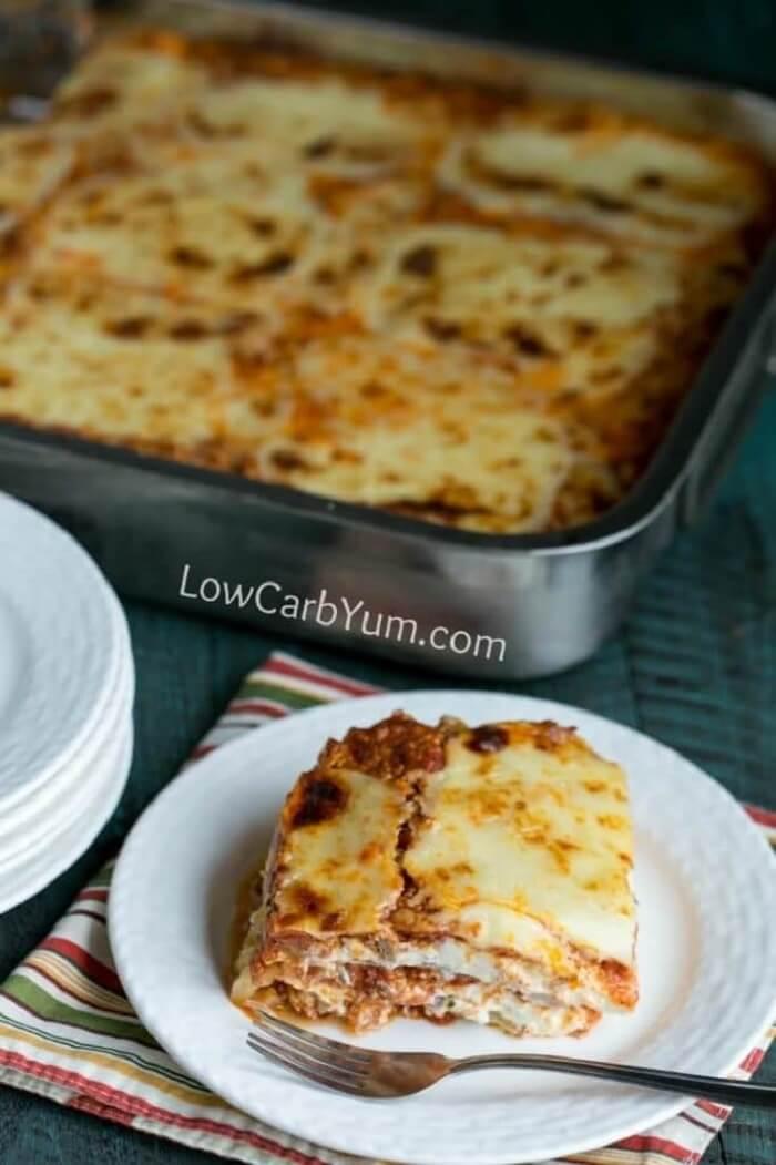 Cabbage Lasagna