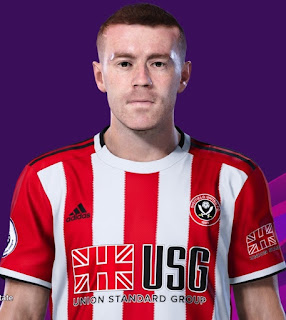 PES 2020 Faces John Fleck by Davidjm08