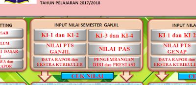 Download Aplikasi Rapot Digital (ARD) Jenjang MI Versi Offline