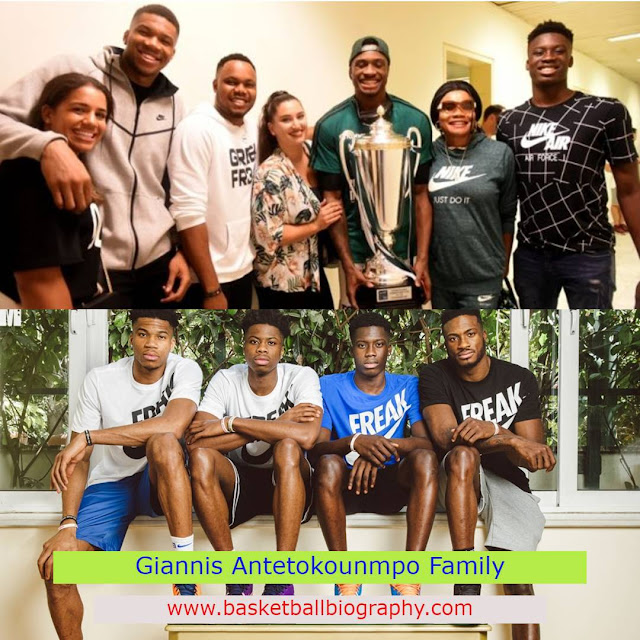 Giannis Antetokounmpo Facts Biography Team Awards And Net Worth 2021