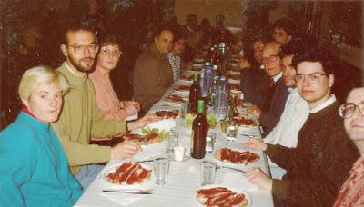 Cena Final de Temporada 1990