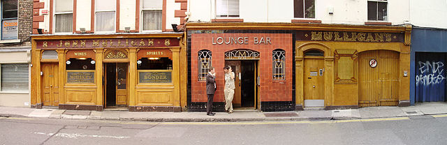 Mulligans Pub, Dublin