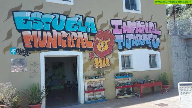 La Escuela Infantil de Tijarafe recibe el sello de centro eTwinning 2019-2020