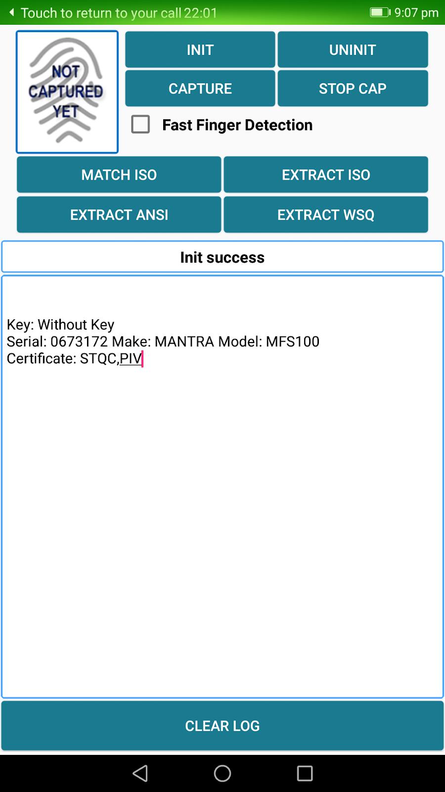 MANTRA MFS 100 WINDOWS 7 DRIVERS DOWNLOAD