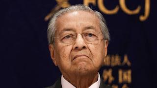 Bikin Situasi Tambah Panas! Begini Isi Cuitan Mahathir yang Menyulut Kegeraman Prancis