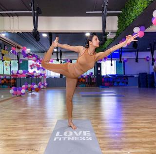 Malaika Arora New Yoga Outfit.
